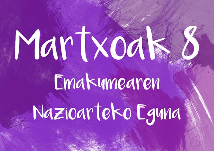 MARTXOAK 8 archivos | Ei! Berriak