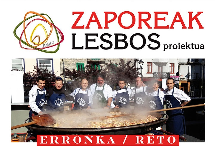 [eiberri.eus] Elgoibar se suma a la recogida de Garbanzo Pedrosillano para Lesbos