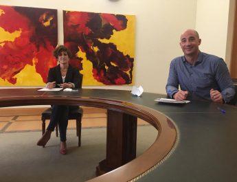 [eiberri.eus] EL PSE-EE Eibar valora positivamente los dos años de legislatura «a pesar de los retos»